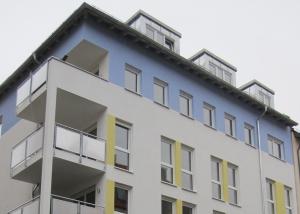 Mehrparteienhaus Nürnberg
