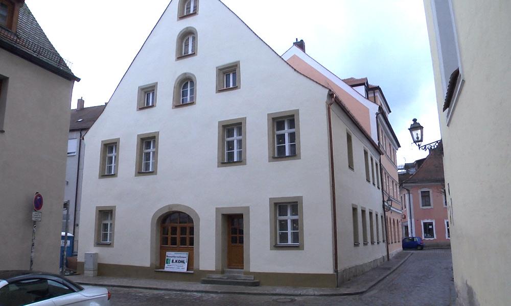 Wohn- und Geschäftshaus Amberg